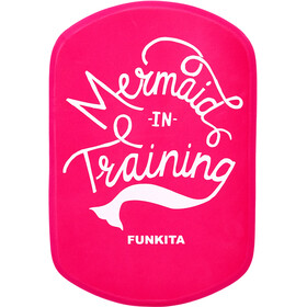 Funkita Mini planche de natation Fille, mermaid in training